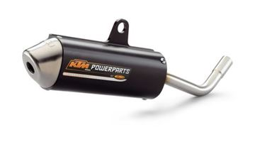 Picture of ktmSXS08085550//FMF Powercore 2 silencer//85/105 SX 03-17