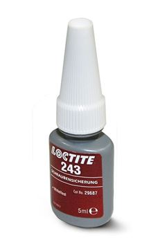 Picture of 6899785 LOCTITE 243 BLUE 6CCM