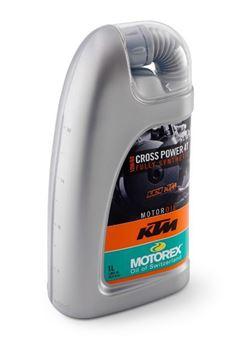 Afbeeldingen van MOTOREX  CROSS POWER 10W/60
