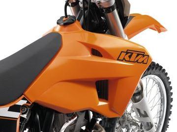 Afbeeldingen van ktm7810791334404//Fuel tank//EXC (4-STROKE) 14-16