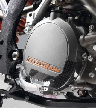 Picture of SXS07250030 CARBON CLUTCH COVER PROTECTION