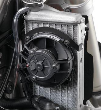 Afbeeldingen van ktm81235941144//Radiator fan//EXC (4-STROKE) 08-16