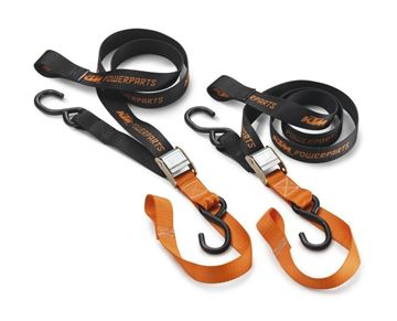 Afbeeldingen van SOFT TIE DOWNS WITH HOOKS
