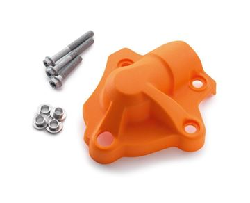 Picture of ktm7203599400004//Water pump cover protection//250 SX-F 13-15, 350 SX-F 11-15, 250 EXC-F 14-16, 350 EXC-F 12-16