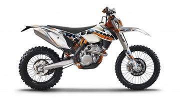 Picture of KTM 350 EXC-F Six Days 2015 Argentina