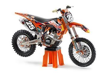 Picture of KTM 250 SX-F 2014 M. Musquin Model Bike