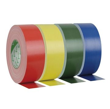 Afbeeldingen van 016003TMV Duct Tape 50mm Red
