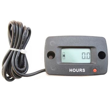 Picture of 177026TMV Hour Meter Resettable