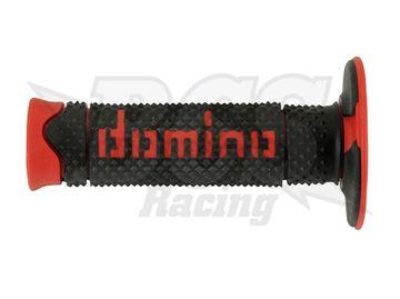 Afbeeldingen van domino711100-GRIP CROSS X-TREME II BL/RED