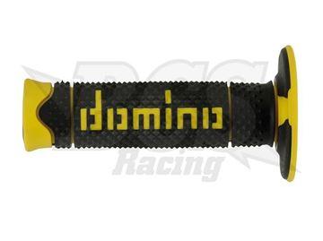 Afbeeldingen van domino711104-GRIP CROSS X-TREME II BL/YELLO