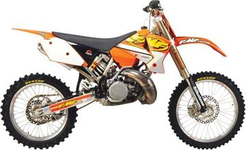 Picture of FAC FAT PIPE KTM125SX