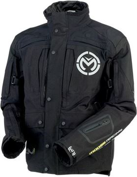 Picture of 29200451   JACKET S6 ADV1 BLACK XL