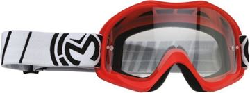 Picture of 26011829   GOGGLES 15 QUALIFIER RED