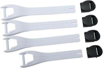 Picture of 34300431   STRAP KIT ADULT MSE 12 WH
