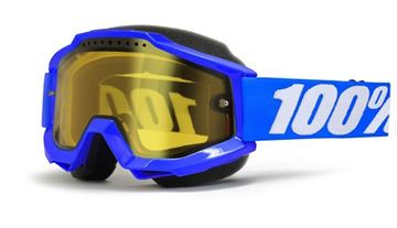 Picture of 26011480   GOGGLE ACC SNOW BL YELLOW