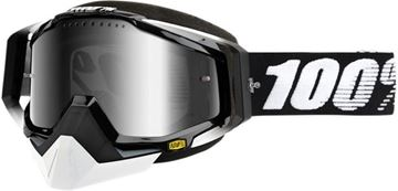 Picture of 26011873   GOGGLE RC SNOW BK/MIR SI