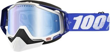Picture of 26011874   GOGGLE RC SNOW BL/MIR BL