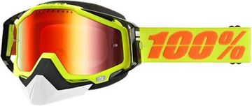 Picture of 26011876   GOGGLE RC SNOW YL/MIR RD
