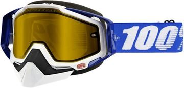 Picture of 26011878   GOGGLE RC SNOW BL/YL