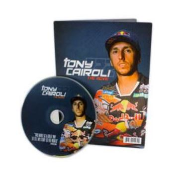 Picture of dvd tony cairoli the movie