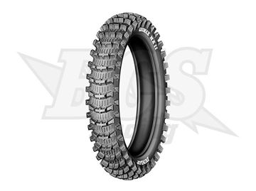 Picture of achterband 90/100-14 dunlop mx11