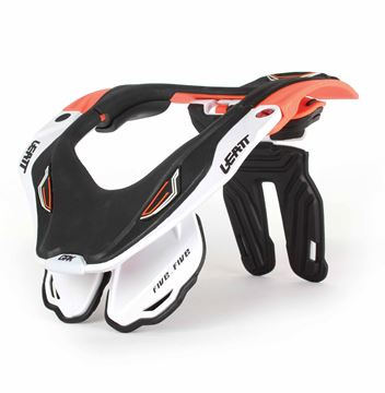 Picture of Neck Brace Leatt GPX 5.5 Oranje