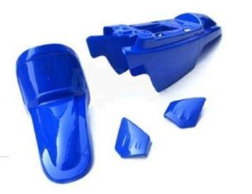 Afbeeldingen van pw50 compleet blauw plastickit