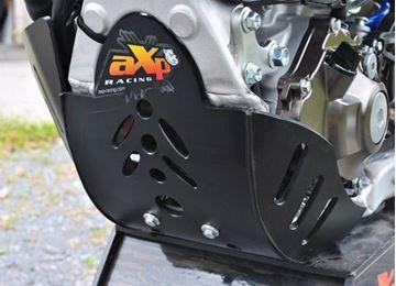Picture of BODEMB. AXP GP YZF250/450ZWARTE-RODE STICKER 2015