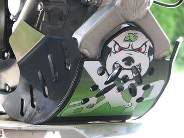 Picture of BODEMB. GP KXF250 09ZWART