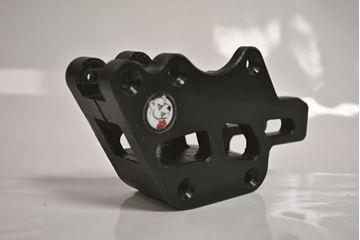 Afbeeldingen van AXP CHAIN GUIDE TEFLON BLACK SUZUKI RM-Z250/450