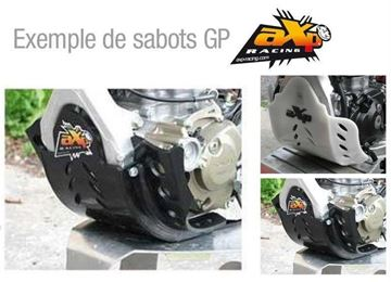 Picture of BODEMBESCH GP SX125 2014ZWARTORANJE STICKER