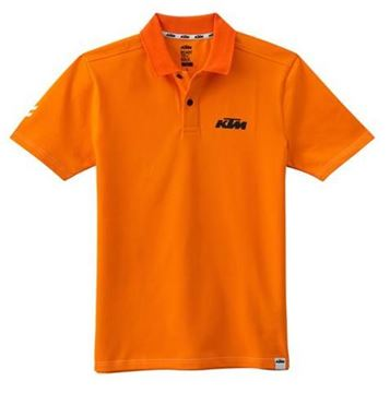 Picture of RACING POLO ORANGE
