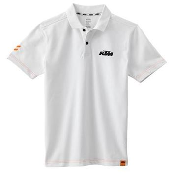 Picture of RACING POLO WHITE