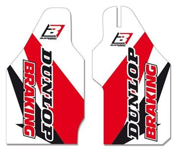 Afbeeldingen van Blackbird Fork Guards Graphic Kit Honda CRF250R/450R