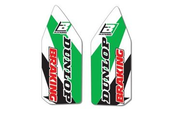 Picture of Blackbird Fork Guards Graphic Kit Kawasaki KX450F