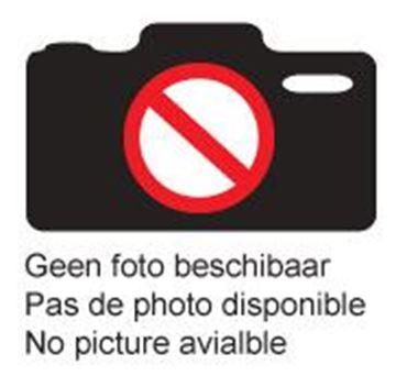 Afbeeldingen van Blackbird black/orange clutch cover protection sticker KTM SX-F