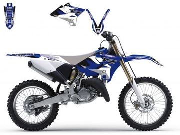 Picture of GRAPHIC KIT YAMAHA YZ 125/250 15 DREAM GRAPHIC III