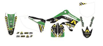 Picture of GRAPHIC KIT ARMA ENERGY KAWA KX 125-250 99-02