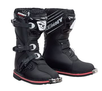 Picture of KIDS TRACK BOOTS BLACK