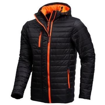 Picture of ADULT PADDED JACKET BLACK
