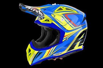 Picture of AIR-H-AV22BE18 ( )Helmet Offroad 'AVIATOR 2.2' Begin Gloss