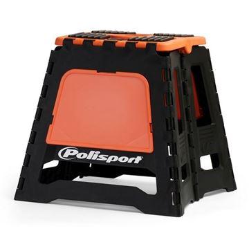 Afbeeldingen van Polisport Moto Stand Foldable MX Orange