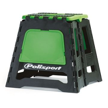 Afbeeldingen van Polisport Moto Stand Foldable MX Green05