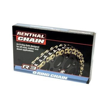 Picture of Renthal Chain R3.3 SRS-Ring 520x118L