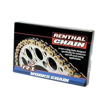 Picture of Renthal Chain R1 428x140