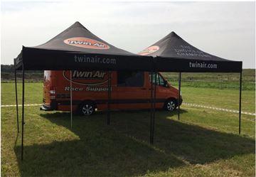 Afbeeldingen van Twin Air Easy Tent 3mtrx3mtr -