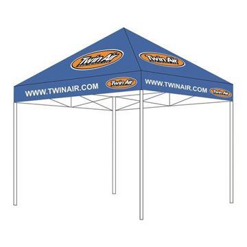Afbeeldingen van Twin Air Easy Tent Sidewall 3x3mtr
