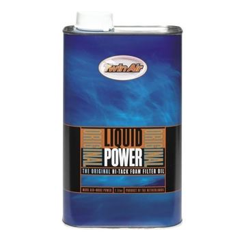 Picture of Twin Air Liquid Power Filter Oil - 1ltr