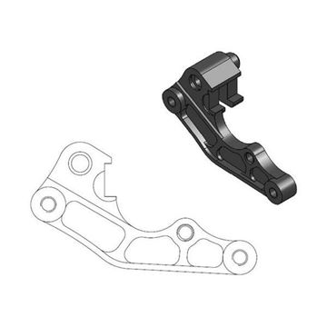 Picture of MMT Oversize 260 Adapter YZ250F 01-06 YZ450F 01-07