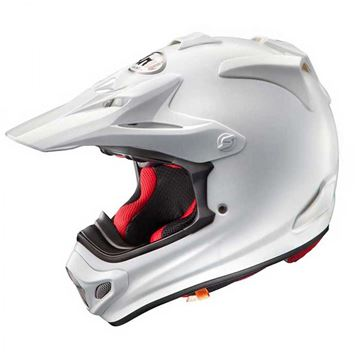 Picture of Arai helm white mat
